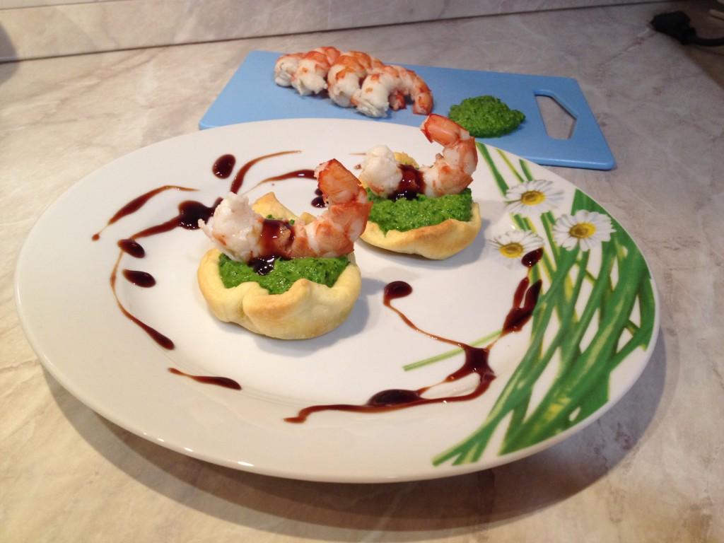 Gamberi con fantasia - La Cucina di Mauro