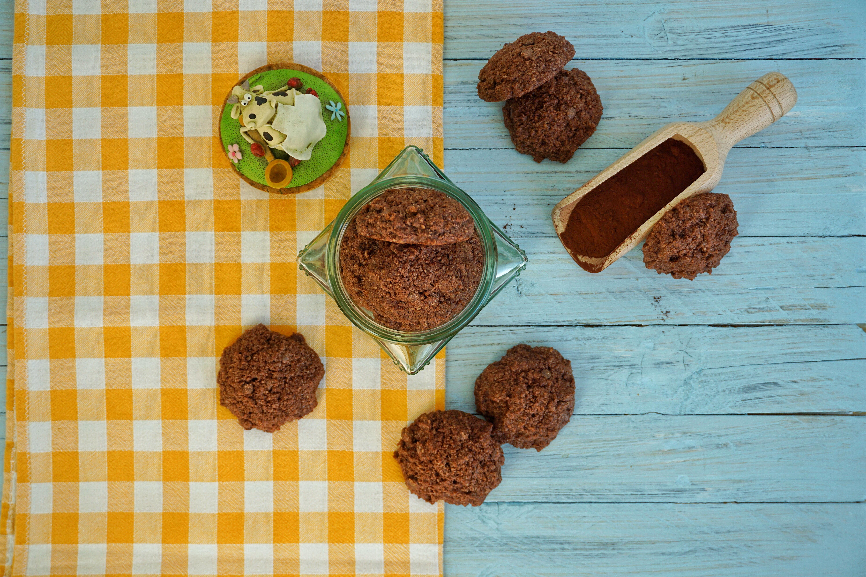 Biscotti cacao e cocco