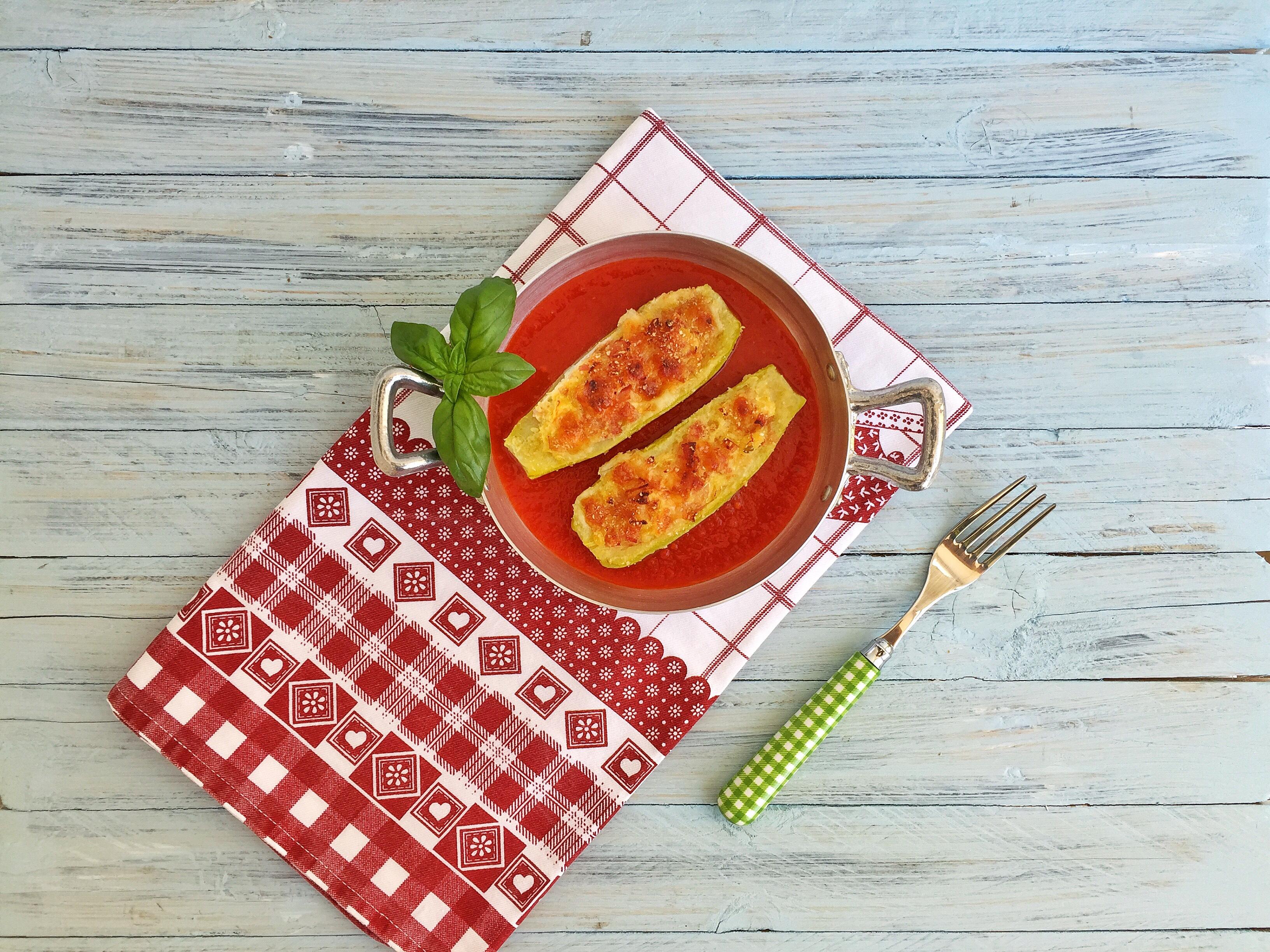 Le Ricette di Chri: Zucchine ripiene